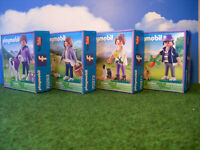 Playmobil Milka 4x Serie 2020 70263 / 70289 / 70371 / 70372 neu & OVP