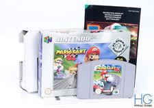 Mario KART 64 Boxed-N64 Nintendo 64 Retrò GIOCO CARTUCCIA PAL [3]