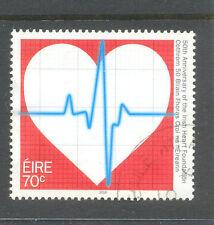 Used Single Irish Stamps