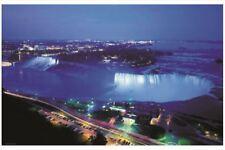 Niagara Falls Waterfall NY Canada Border Print POSTER
