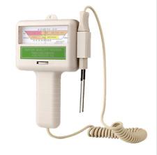 Pool Elektronischer Wassertester Pooltester Messgerät für Chlor und pH-Wert NEU