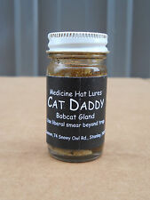 1 oz. Medicine Hat: CAT DADDY Lure, coyote trapping, fox, bobcat, traps