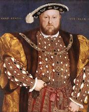 King Henry VIII 10x8 Photo