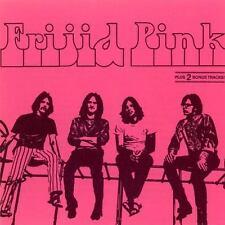 FRIJID PINK: Frijid Pink (1970); REP 4156-WZ; + 2 bonus tracks; Neu