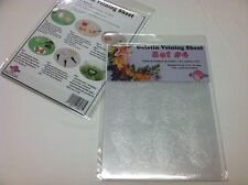 Gelatin Art Veining Sheets Set 4 - Cake Decorating