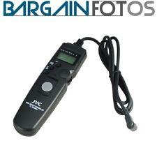 TEMPORIZADOR INTERVALOMETRO para Pentax K110D K100D K200D K10D mando disparador