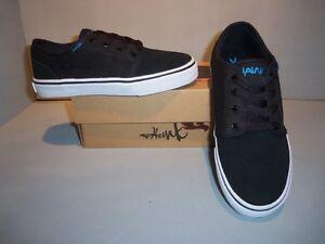 Tony Hawk Boy's Backside Black Skate Skateboarding Shoes SIZES! NIB thbackside