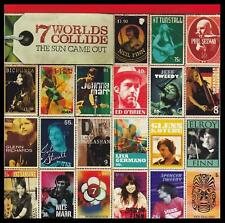 7 WORLDS COLLIDE - THE SUN CAME OUT CD ~ NEIL FINN~BIC RUNGA~JOHNNY MARR *NEW*