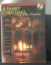 A Family Christmas Around the Fireplace for Clarinet  CD Included