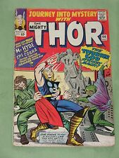 """The Mighty THOR, Comic #106 - 1964, """"The Thunder God Strikes Back!"""", Fine Cond"""