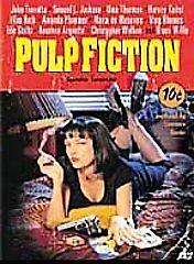 Pulp Fiction DVD Quentin Tarantino(DIR) 1994