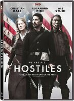 Hostiles [New DVD] Ac-3/Dolby Digital, Dolby, Subtitled, Widescreen