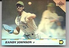 1992 Upper Deck MVP Randy Johnson Hologram Card