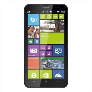 Nokia Lumia 1320 - 8GB - Black (Unlocked) Smartphone Factory Sealed