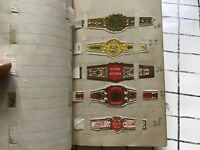 original Single Cigar Band: #24 cool eagle in center PATENT APPLIED FOR