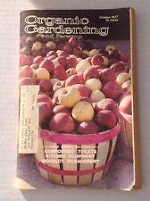 Organic Gardening Magazine Composting Toilets October 1977 122316rh