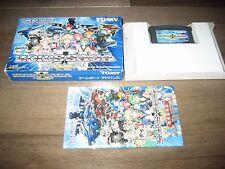 Zoids Saga II 2 Game Boy Advance GBA Working Complete In Box
