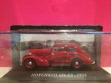 SUPERBE HOTCHKISS 686 GS 1936 1/43 NEUF BOITE SOUS BLISTER B5