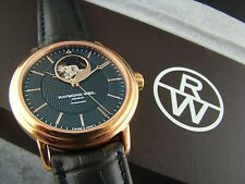 NEW RAYMOND WEIL MAESTRO ROSE GOLD AUTO SKELETON WATCH 2827-PC5-20001