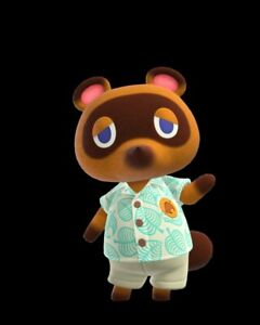 Item on hand and ready to ship! Tom Nook Build-a-bear with Phrases