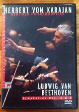 Herbert Von Karajan, Berliner Philharmoniker, Beethoven Symphonies 4 & 5