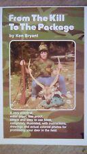 Deer Hunting Deer Processing Survival Guide