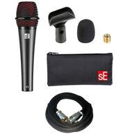 SE ELECTRONICS V3 Dynamic Microphone w/ FREE 20' XLR cable