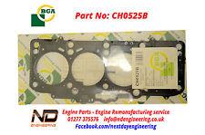 BGA CH0525B - Gasket - 2.0 - TDi -FIT TO Audi - VW -Seat-Jeep-Dodge-3 Holes