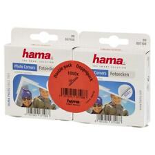 [Ref:7108] HAMA Coins adhésifs pour photos offre spéciale Double pack 1000