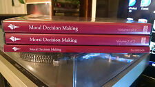 Moral Decision Making: How to Approach Everyday Ethics - CD's & Book