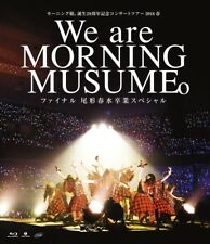 New Morning Musume 20th Anniversary Concert Tour 2018 Spring Blu-ray Japan
