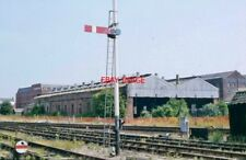 PHOTO  LINCOLN ENGINE SHED. . 7.94