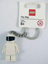 NEW! Lego Tope Gear THESTIG-1 The Stig Keyring Keychain!