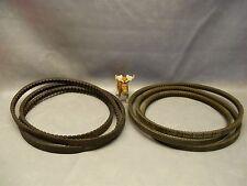 BX97 Cog Belt Goodyear Gates - Lot of 2 Belts