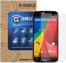 G-Shield® Vitre Film Protection en Verre Trempé d'écran Motorola Moto G2 (2.Gen)
