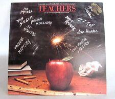 Teachers Vinyl Soundtrack LP Immaculate Condition Promo Record w/Bio Info!