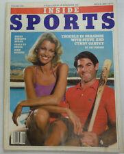 Inside Sports Magazine Cyndy & Steve Garvey Roberto Duran August 1980 052315R