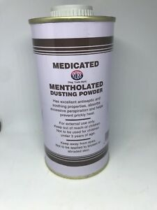 Medicated Mentholated Dusting powder by Cussons