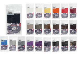Marbet Self Adhesive Waterproof Repair Fabric Patches 16x10cm All Colours