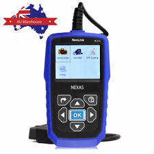 Automotive OBDII Diagnostic Tool Heavy Duty OBD2 Scanner Car & Truck Code Reader