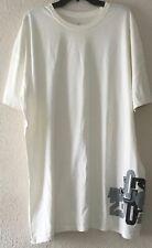 Air Jordan Jumpman #23 Men's 4XL Ivory Short Sleeve T-Shirt w/Air Jordan Print