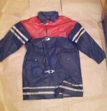 USSR firefighter squad leader bunker gear jacket