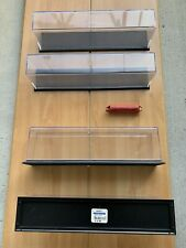 Display Cases (Qty 4)