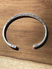 Bracelet Nice Detail Tuareg Tribal Sterling Cuff