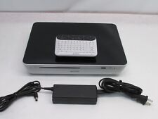 Sony Google Internet TV Blu Ray Player With QUERTY Remote • MODEL NSZ-GT1