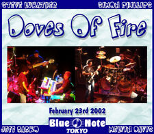 DOVES OF FIRE @LIVE 3-CDs Steve Lukather,Toto,Al Jarreau,Chick Corea,The Who AOR