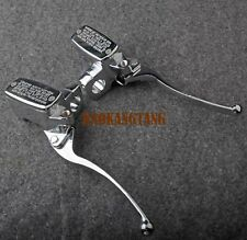 Chrome Brake Master Cylinder Clutch Levers for Kawasaki Vulcan 1500 1600 2000
