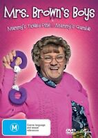 Mrs. Brown's Boys - Mammy's Tickled Pink / Mammy's Gamble (DVD) R-2+4+5 - NEW
