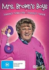 MRS BROWNS BOYS Brown's 2015 Christmas Special DVD Mammy's Tickled Pink Gamble
