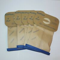 Electrolux Style C Vacuum Bag Canister Tank AirPlus 4-ply 5 bags